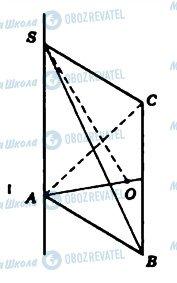 ГДЗ Геометрія 11 клас сторінка 1397