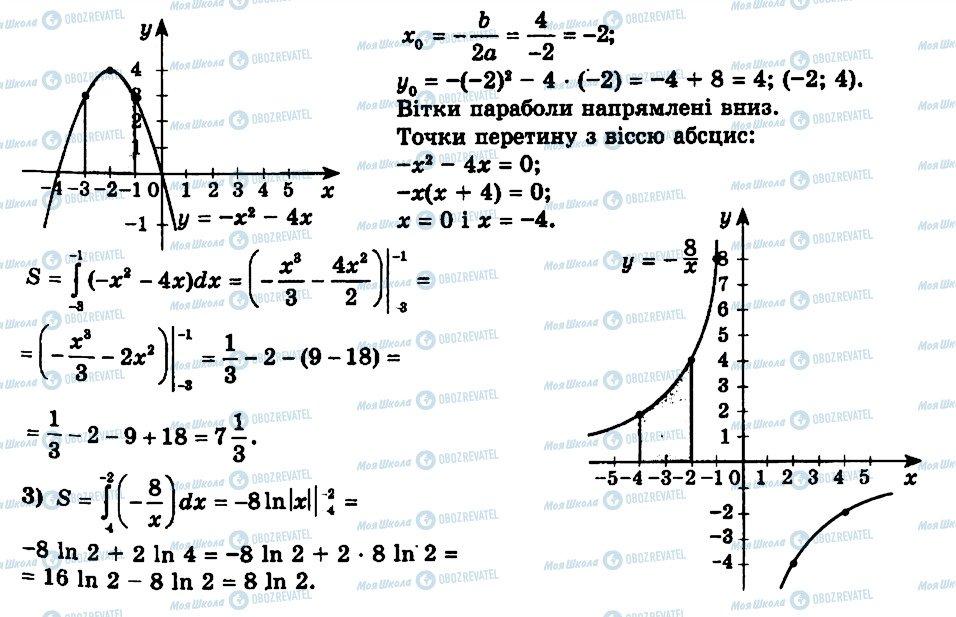 ГДЗ Алгебра 11 клас сторінка 6