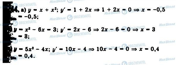 ГДЗ Алгебра 11 клас сторінка 744