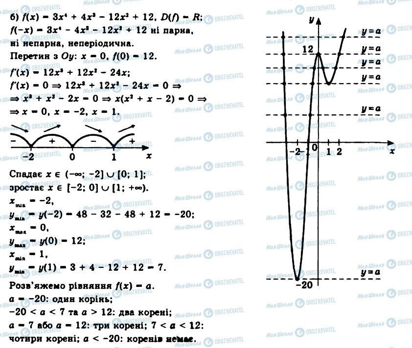 ГДЗ Алгебра 11 клас сторінка 771