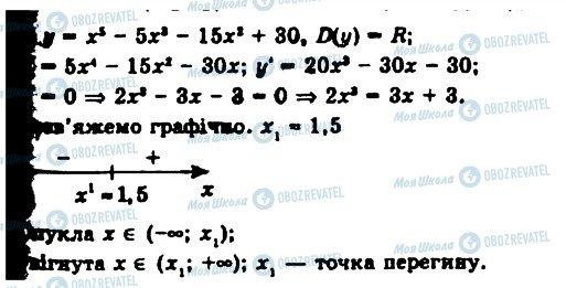 ГДЗ Алгебра 11 клас сторінка 781