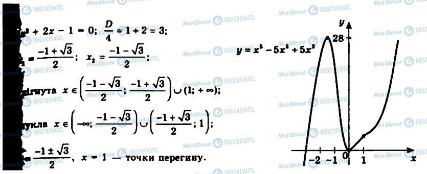 ГДЗ Алгебра 11 класс страница 785