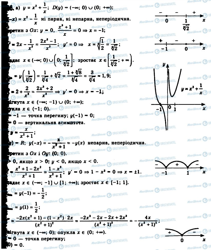 ГДЗ Алгебра 11 клас сторінка 786