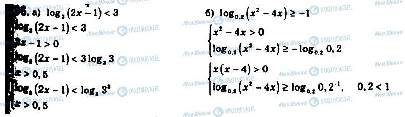 ГДЗ Алгебра 11 клас сторінка 296