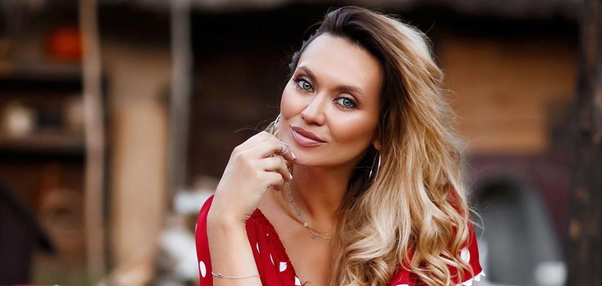 Зірка 'Сватів' Саліванчук заразилася коронавірусом