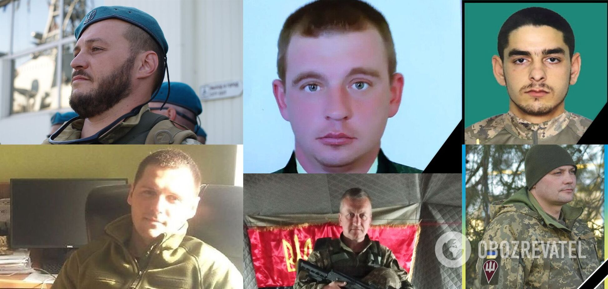 Війна, якої 'немає': історії та фото Героїв, що загинули на Донбасі у вересні