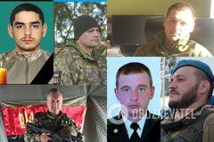 Война, которой 'нет': истории и фото Героев, погибших на Донбассе в сентябре