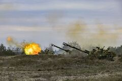Азербайджан ударил из артиллерии в Нагорном Карабахе