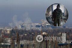 Украинский 'киборг' попал в больницу из-за онкологии