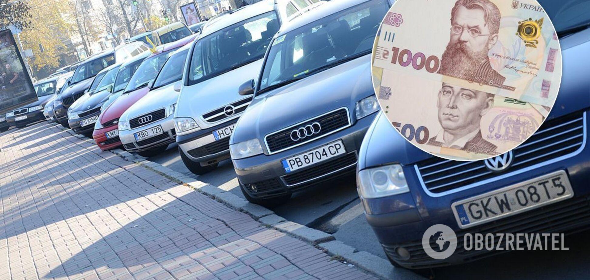 Штраф 170 000 грн за нерастаможенное авто: в каком случае можно не платить