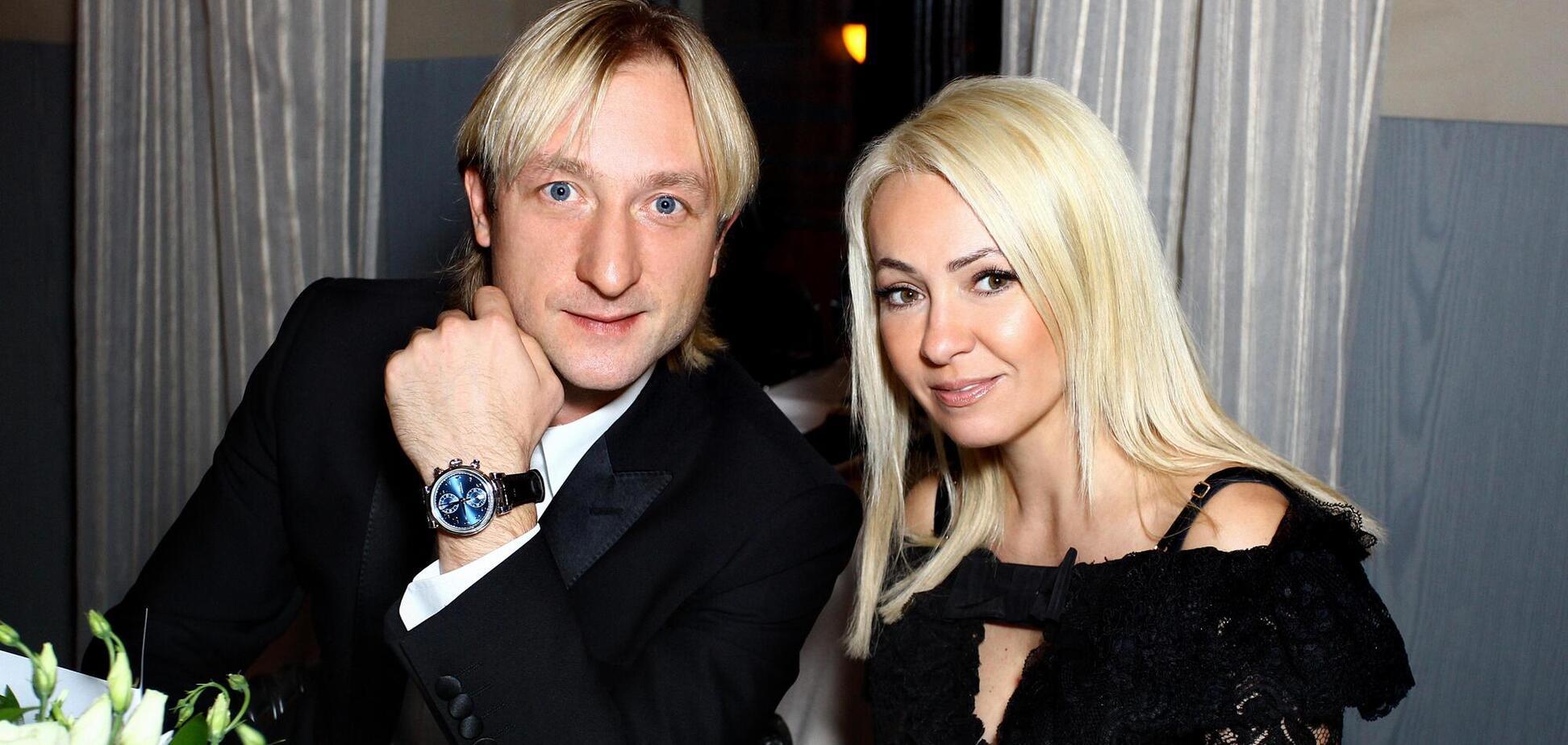 Рудковская и Плющенко во второй раз стали родителями