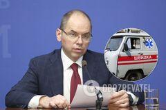 Степанов приехал в Бородянку, где возник коллапс из-за COVID-19