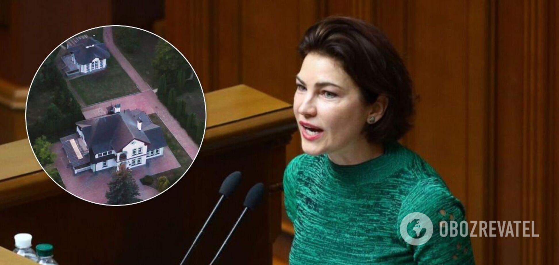 Венедиктова должна платить за резиденцию в 'Пуща-Водице' втрое больше