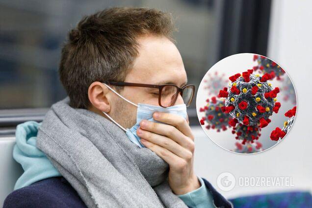 Коронавірус відрізняється від грипу