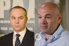 Шуфрич и Палица рассказали о тестах на коронавирус