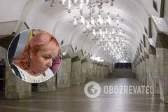 Женщину с запрещенной символикой пропустили в метро