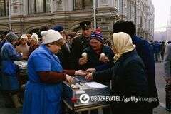 Мороженое в СССР