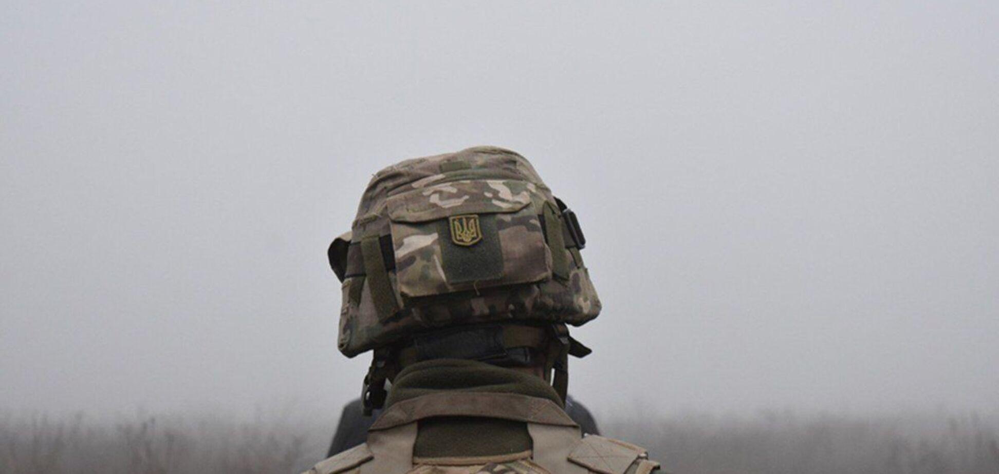 На вогневі провокації українські захисники зброю у відповідь не застосовували
