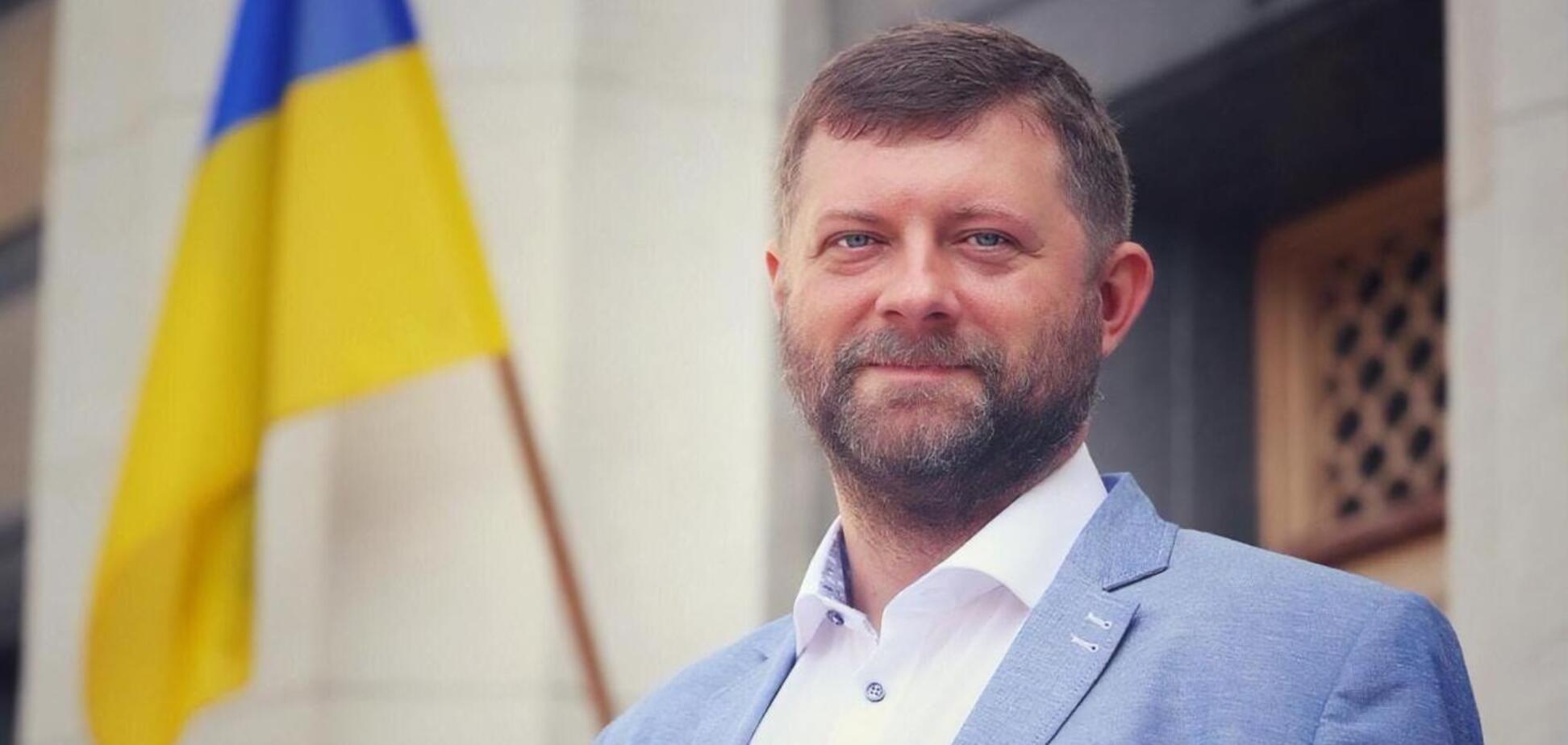Лидер 'Слуги народа' Александр Корниенко