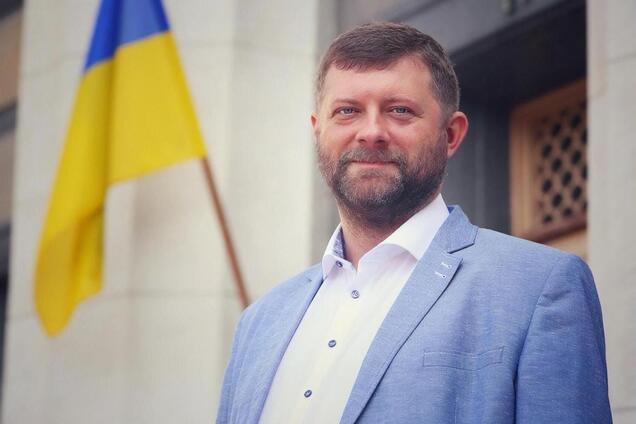 Лидер 'Слуги народа' сообщил о COVID-19