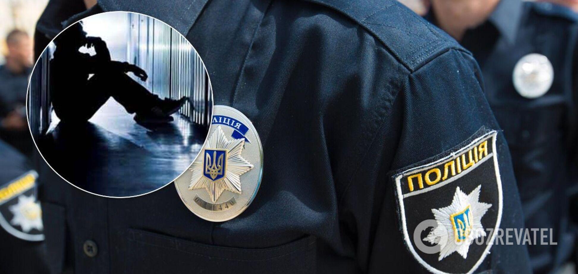 Поліція підозрює доведення до самогубства