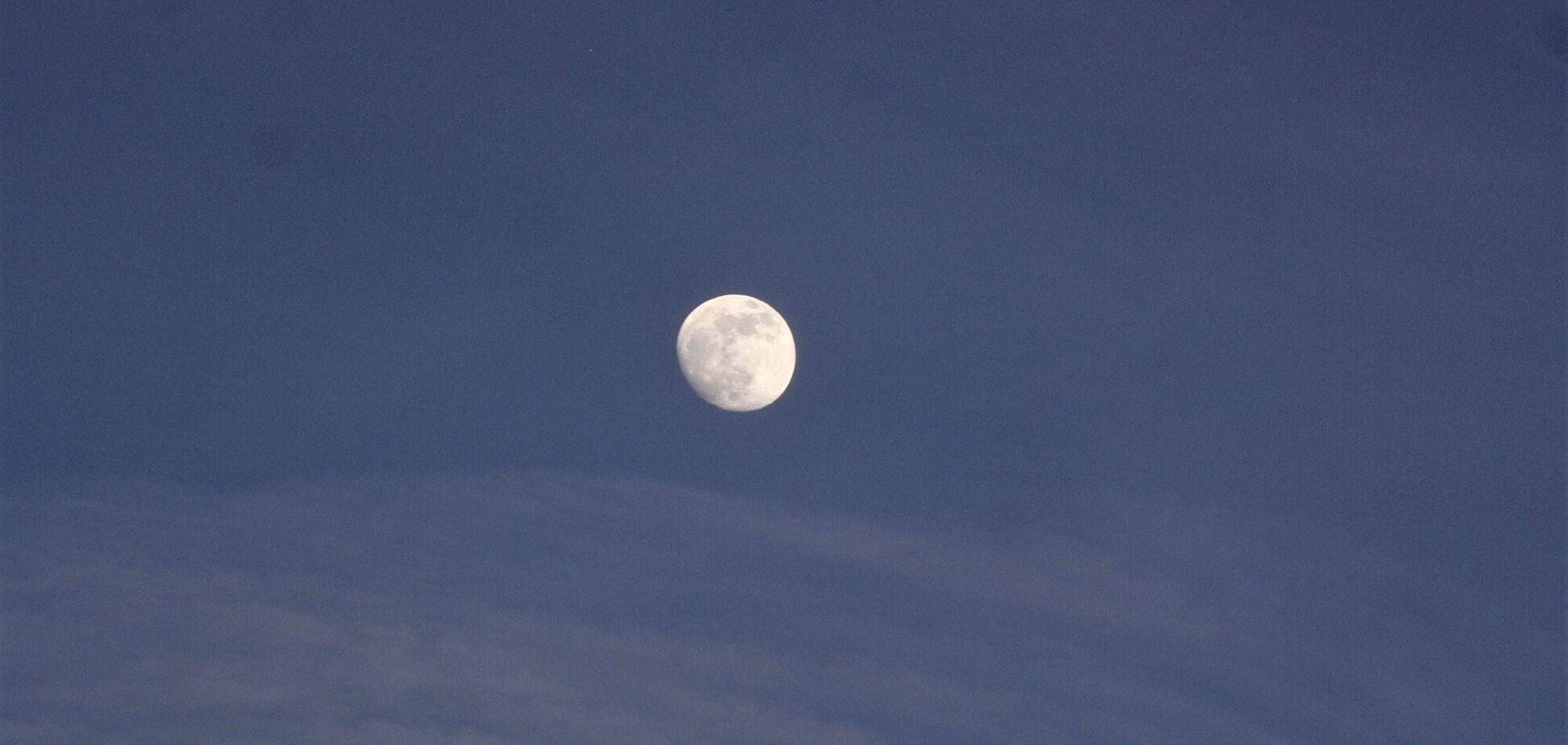 Повний місяць у жовтні відомий як Мисливський місяць