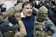 За задержание и выдворение Саакашвили осудят пограничников