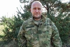 Командувач Української добровольчої армії Дмитро Ярош