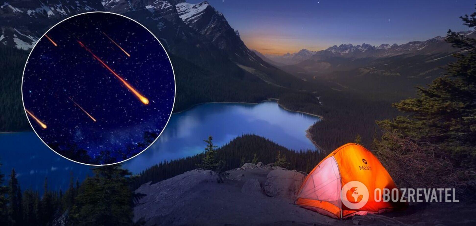 Падаючі зірки виконають бажання: астролог назвав спосіб