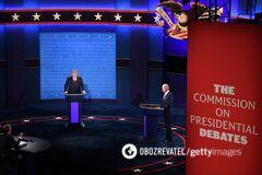 В США отменили назначенные на 15 октября дебаты Трампа и Байдена