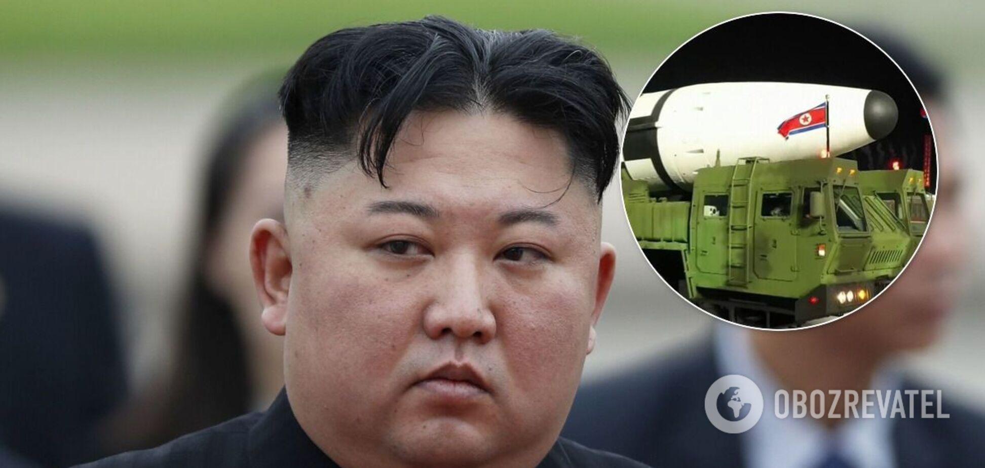 Кім Чен Ин заговорив про 'возз'єднання' з Південною Кореєю