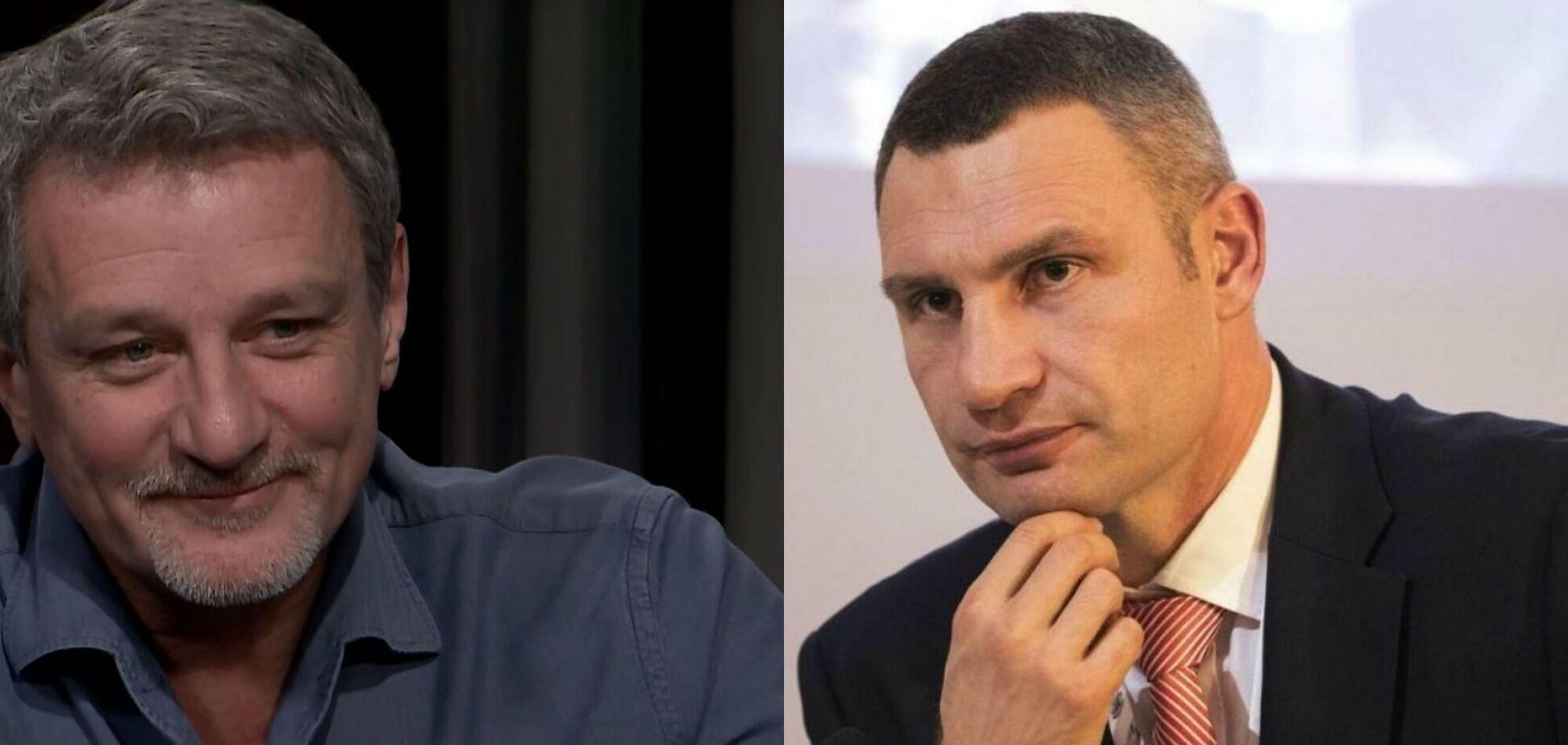 Віталій Кличко та Андрій Пальчевський балотуються в мери Києва