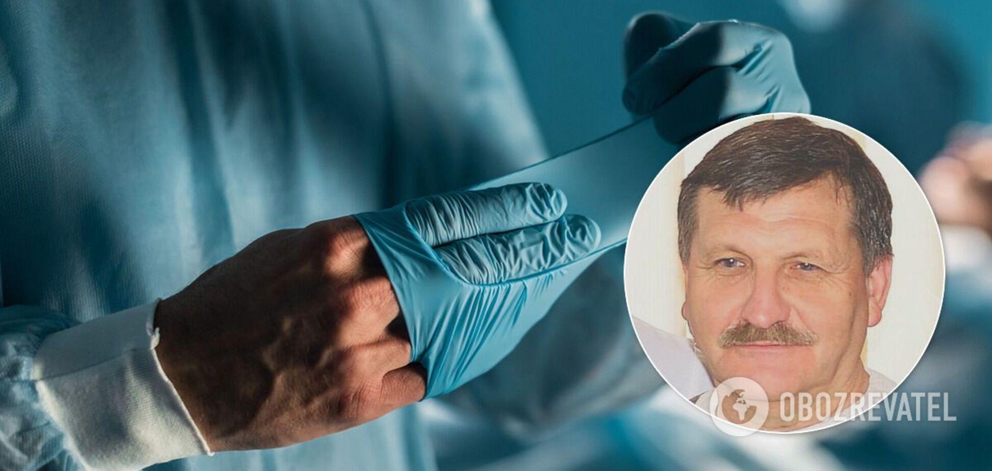 У Тернополі від коронавірусу помер лікар