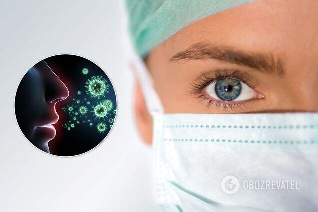 Коронавірус здатний проникати в очі, – учені