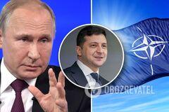Зеленський вірить у мир з Путіним та вступ до НАТО: оприлюднено нове інтерв'ю президента