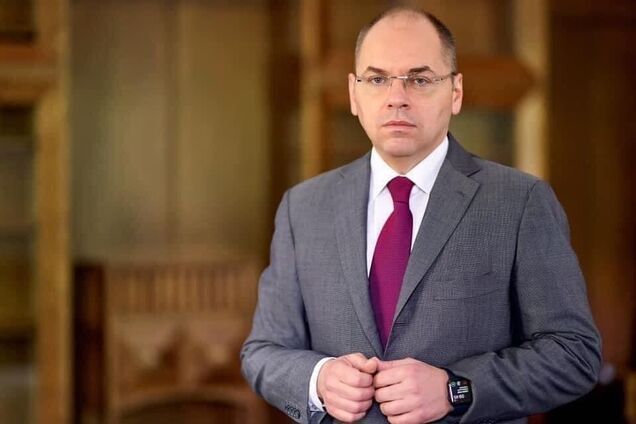 Глава МОЗ України Максим Степанов