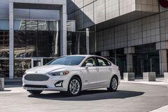 Ford отказался от седанов в пользу кроссоверов и SUV