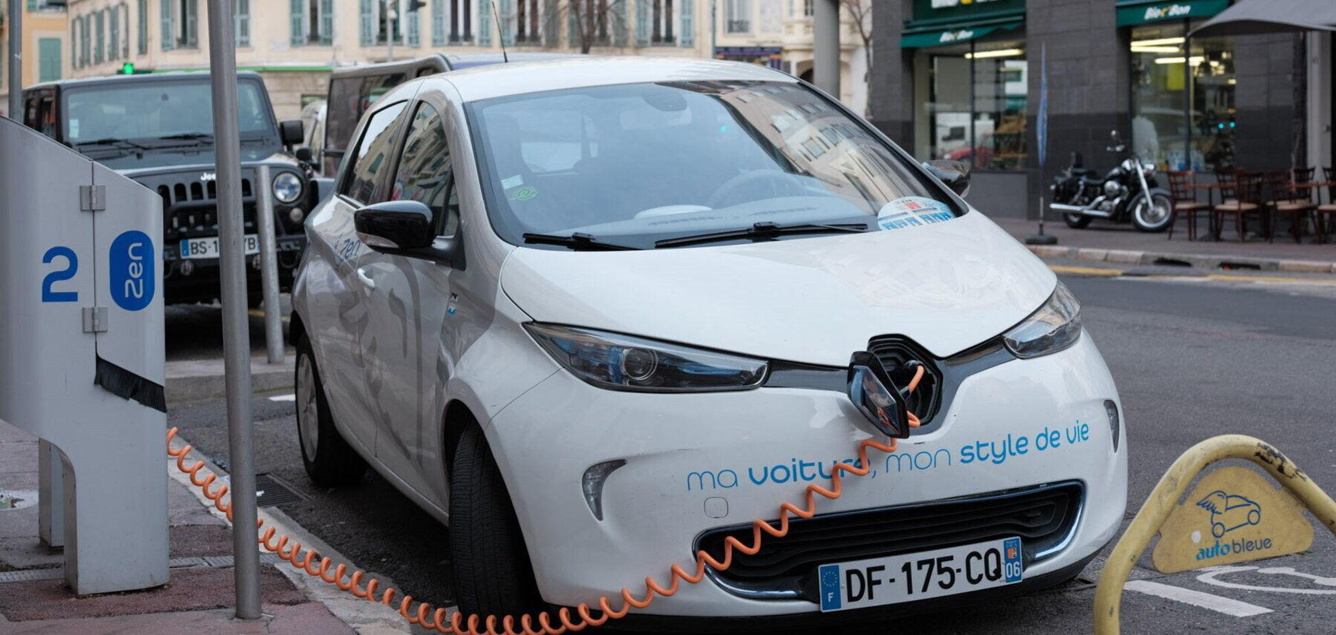 В Европе начали раздавать деньги на покупку подержанных электромобилей