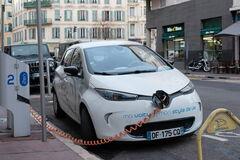 В Європі почали роздавати гроші на купівлю вживаних електромобілів