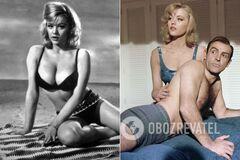 Померла актриса Маргарет Нолан, яка зіграла дівчину Бонда
