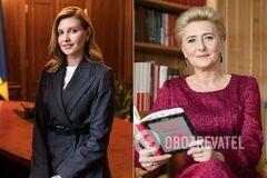 Олена Зеленська та Агата Дуда зустрілися в Києві