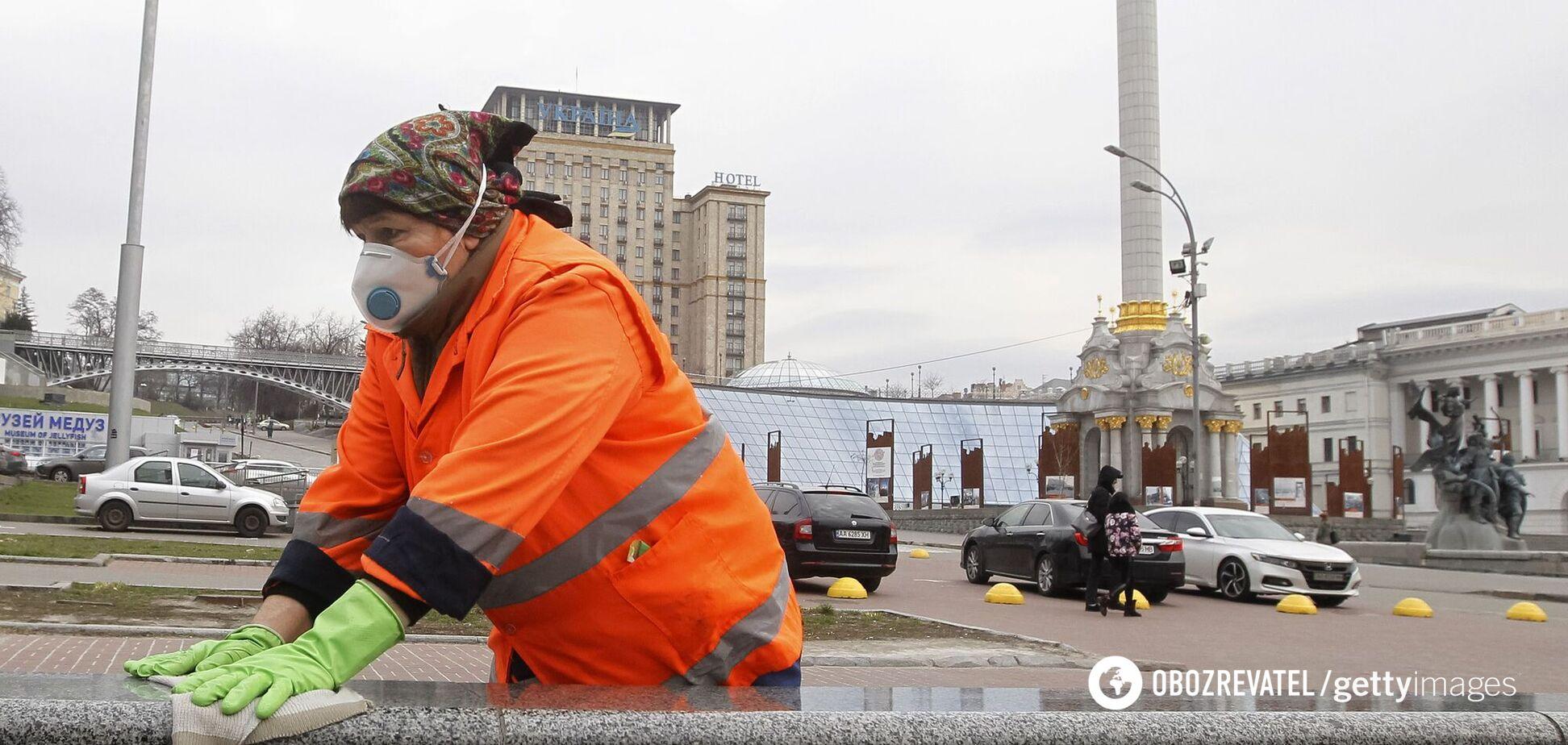 В Киеве синоптики зафиксировали природный 'феномен'