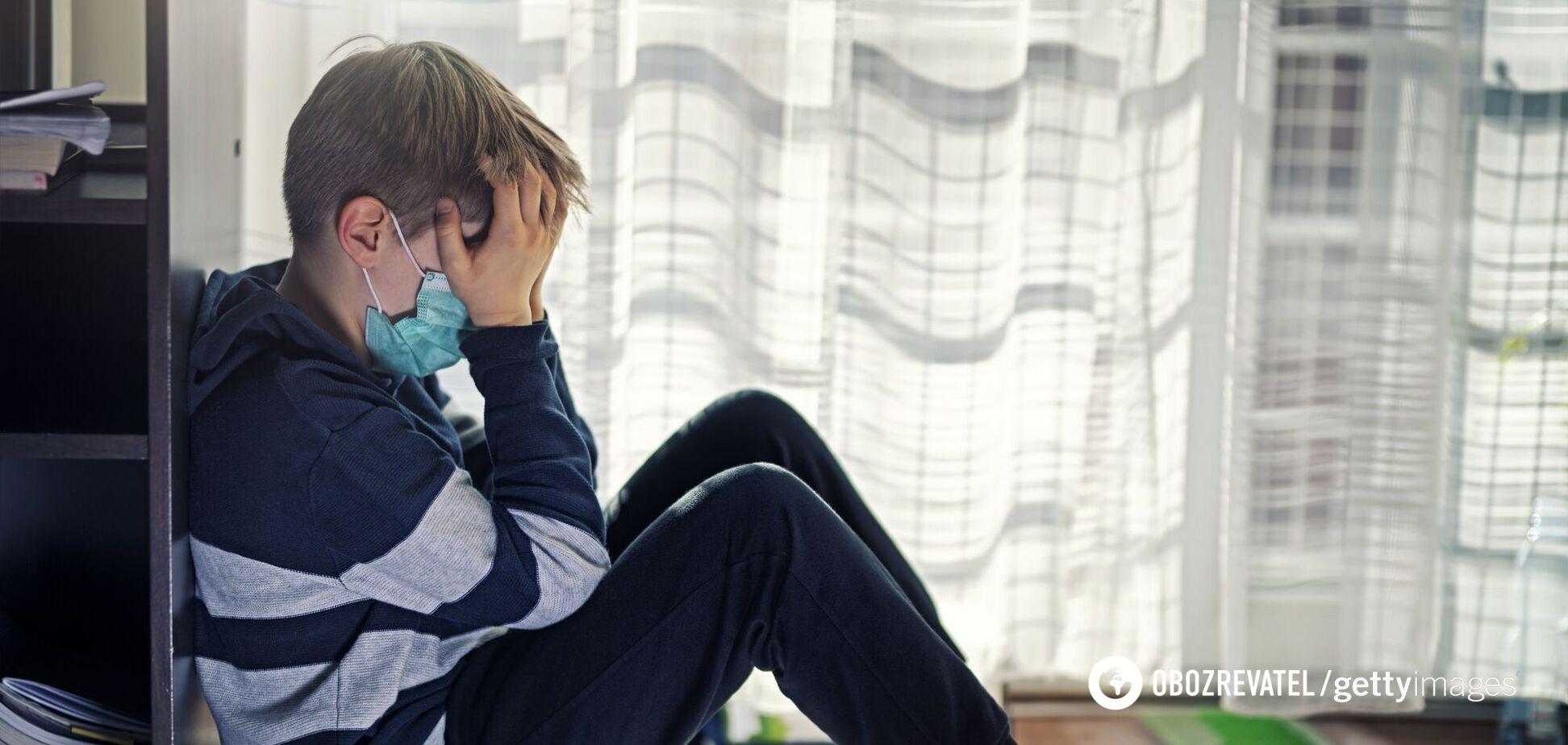 В Україні третя дитина померла від коронавірусу