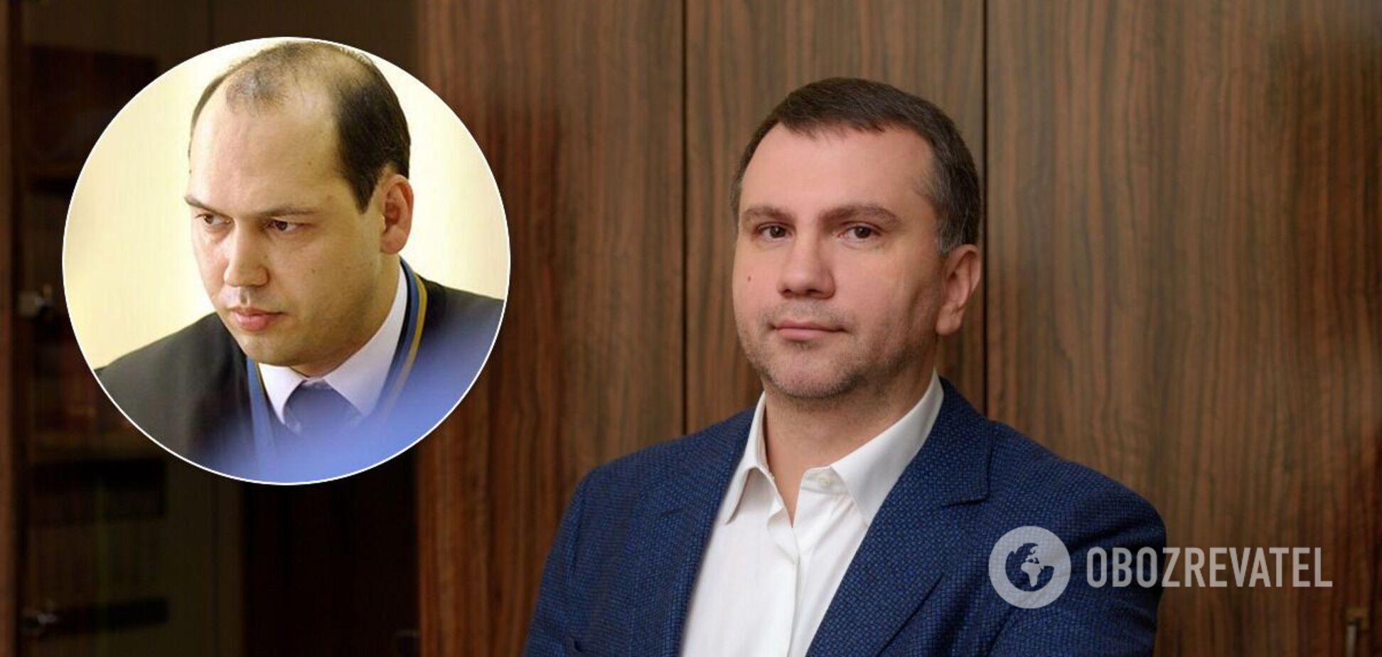 Сергей Вовк обязал убрать информацию о подозрении Павлу Вовку