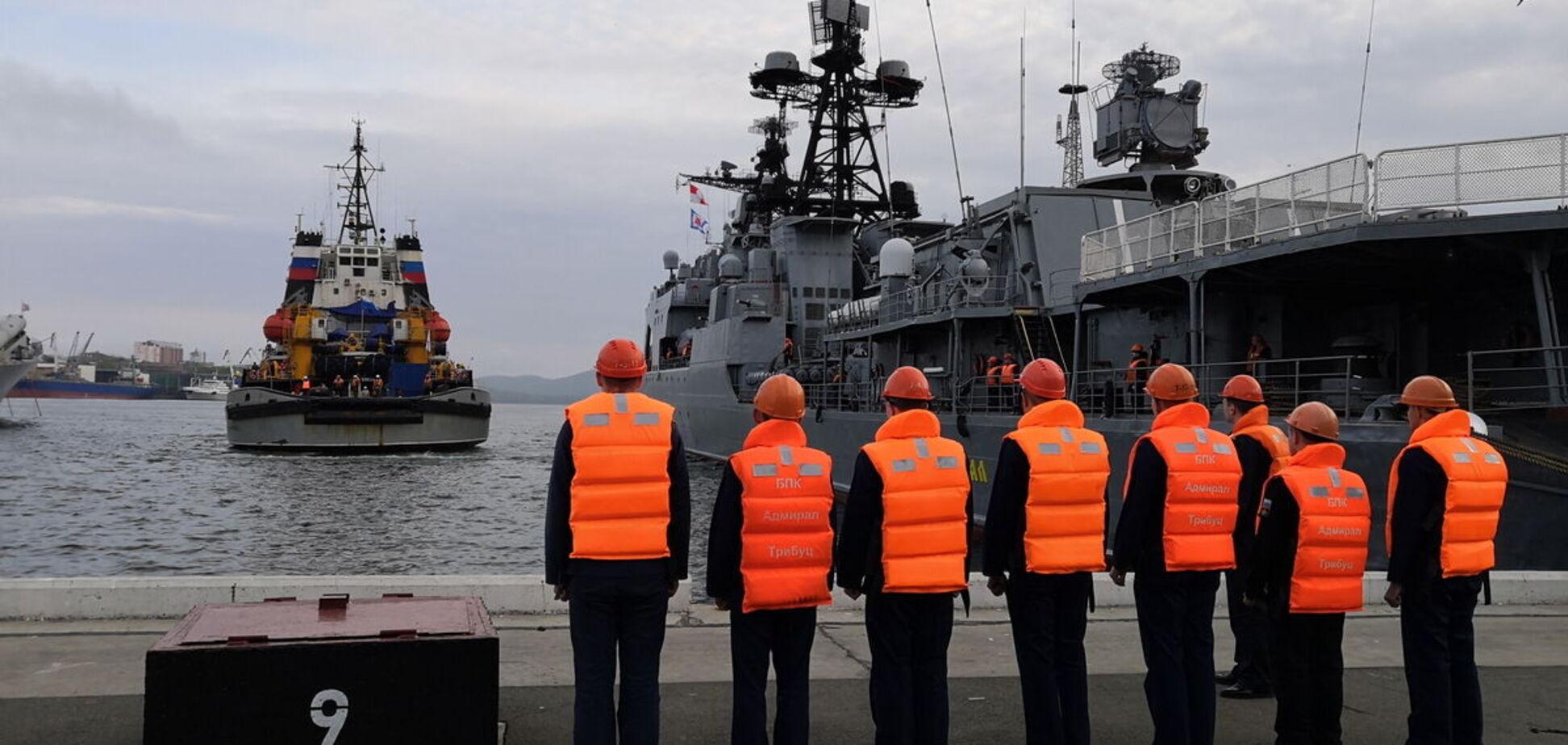 У Владивостоці знайшли мертвим командира бойового корабля