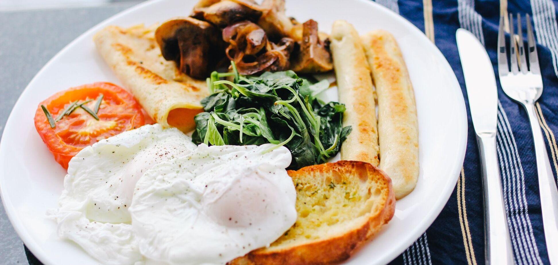 В разных странах популярны разные рецепты блюд из яиц