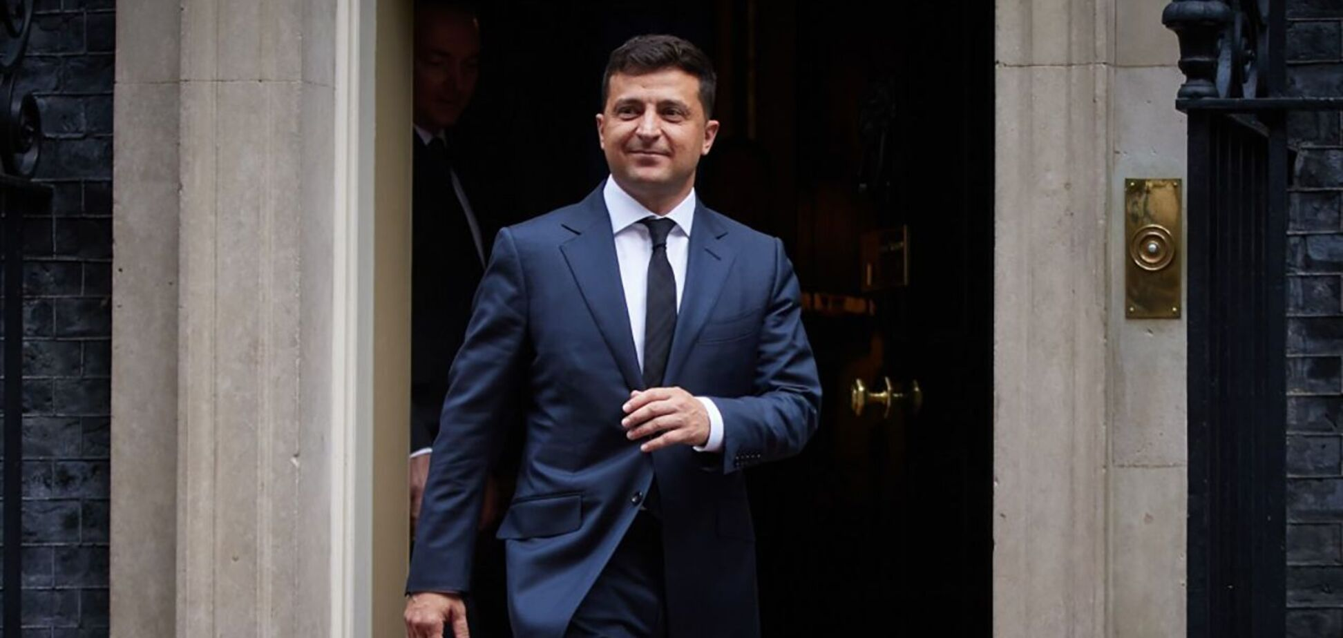 Зеленский провел встречу в Великобритании с главой Ми-6