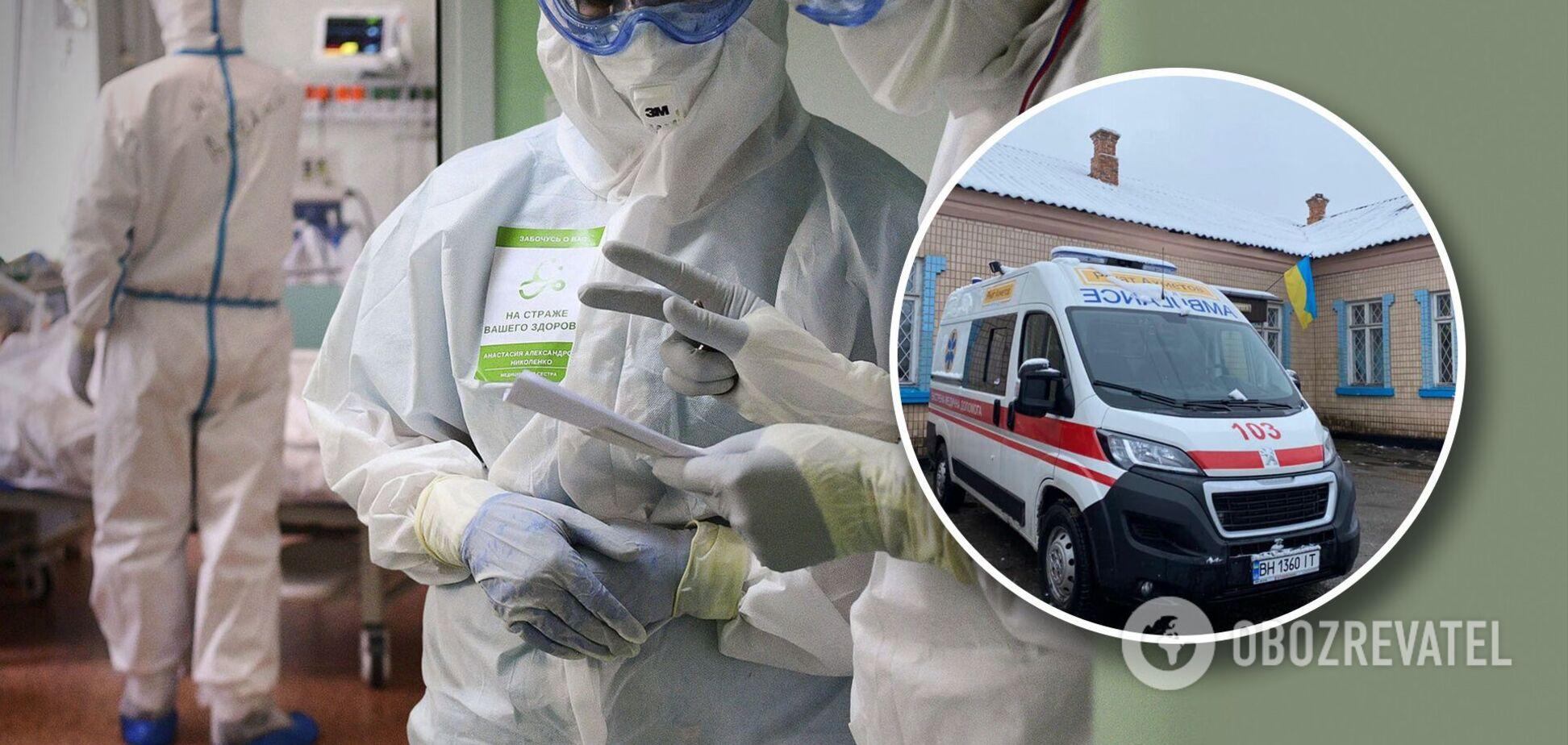 Ситуация с эпидемией коронавируса на Харьковщине ухудшается
