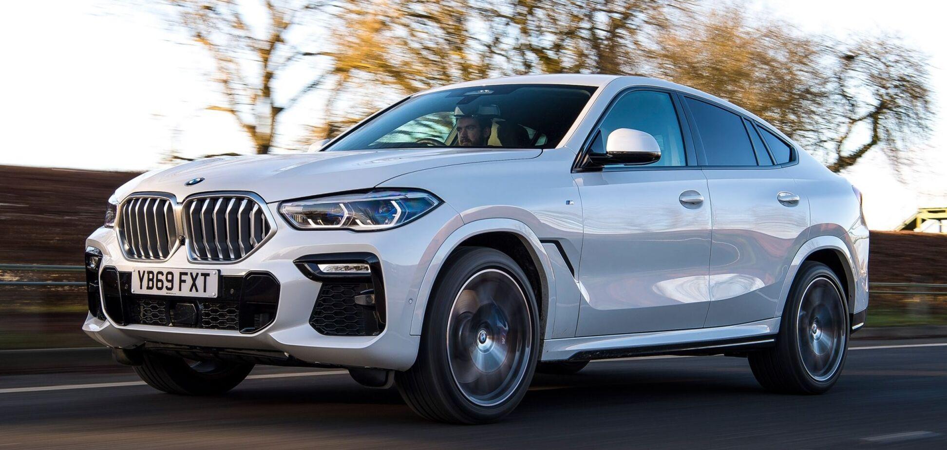 Россиянина возмутил украинский Крым в навигаторе его BMW X6