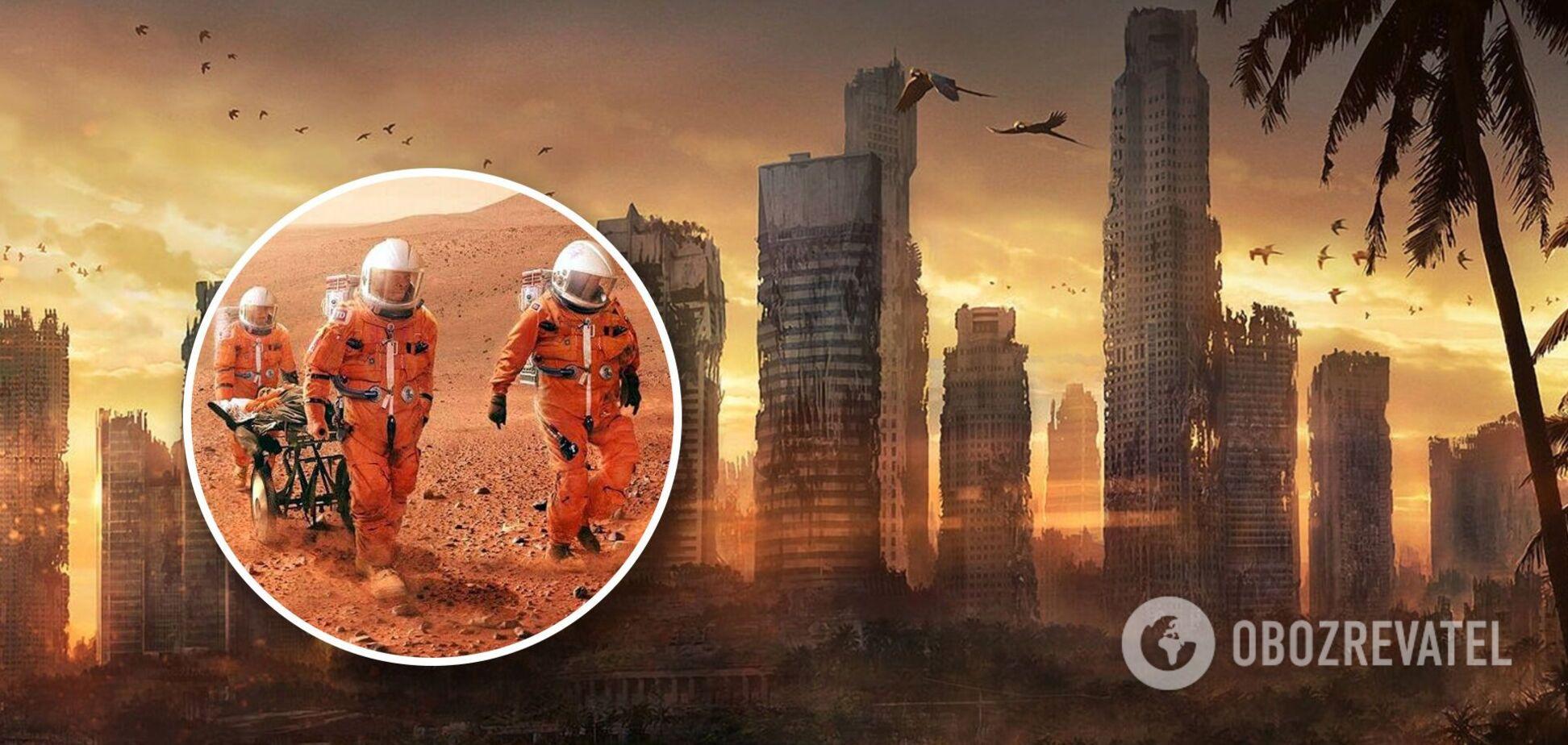 Впереди войны за еду и переселение на другую планету? ООН объявила о приближении 'апокалипсиса'